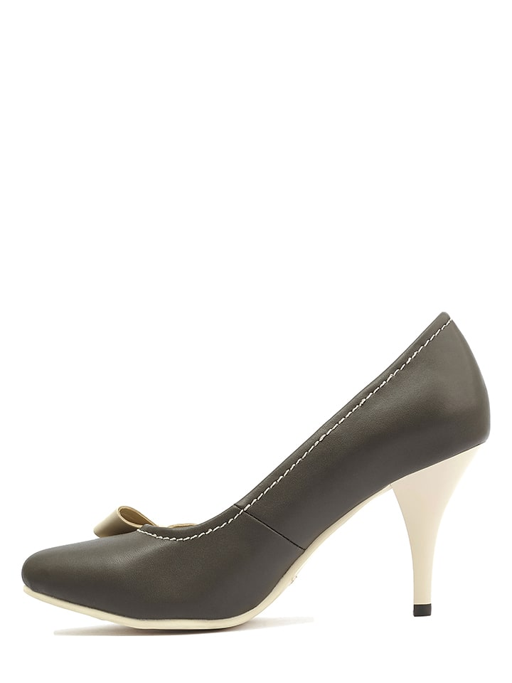 "Lola Ramona Leder-Pumps ""Stiletto"" in Schwarz"