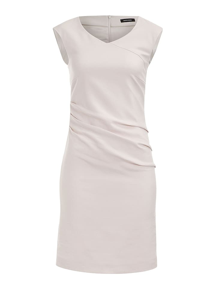 More & More Kleid in Creme