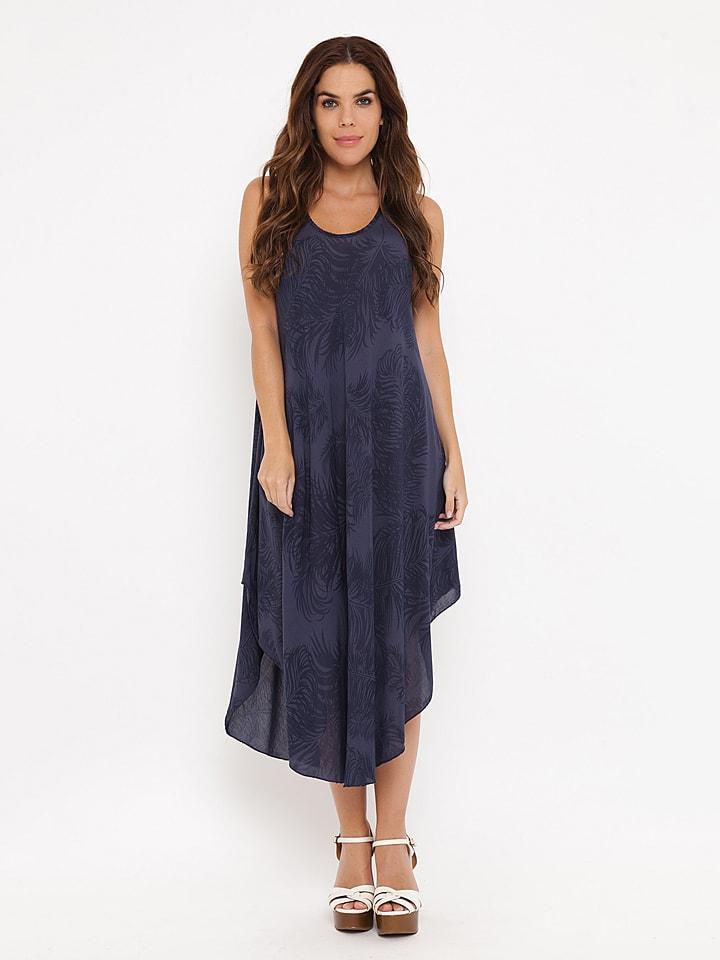 "Madison Harmonie Kleid ""Judith"" in Dunkelblau"