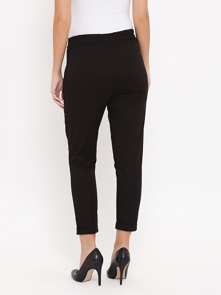 "Madison Harmonie Hose ""Paolo"" in Schwarz"