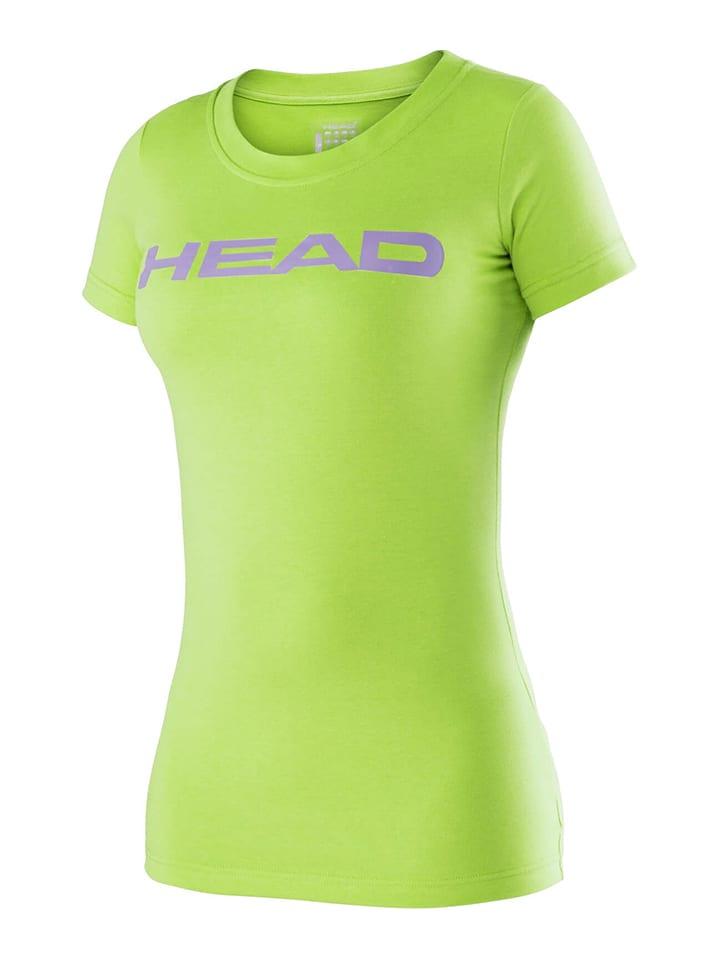 HEAD Funktionsshirt in Grün