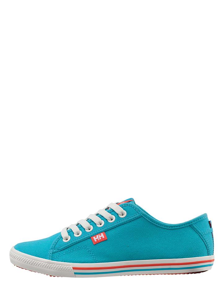 """Helly Hansen Sneakers """"Oslofjord"""" in Türkis"""