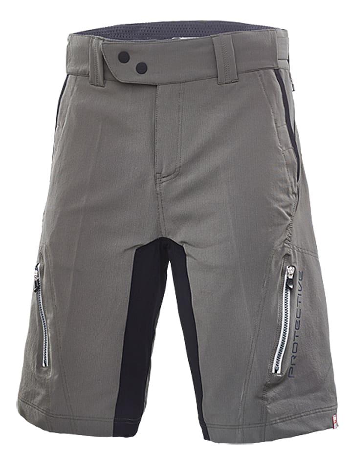 """Protective Fahrradshorts """"Lecton"""" in Grau"""