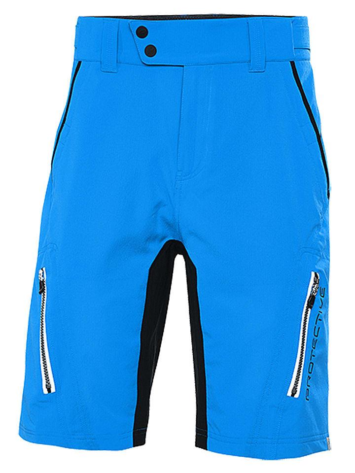 "Protective Fahrradshorts ""Lecton"" in Blau"