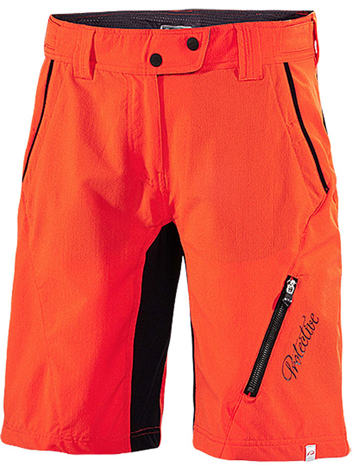 "Protective Fahrradshorts ""Temora"" in Orange"