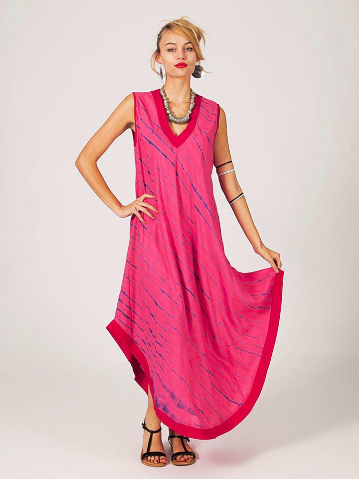 Ipanima Kleid in Pink