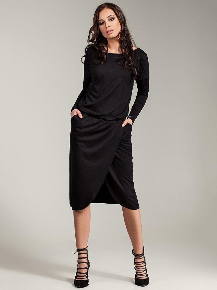 Bewear Kleid in Schwarz