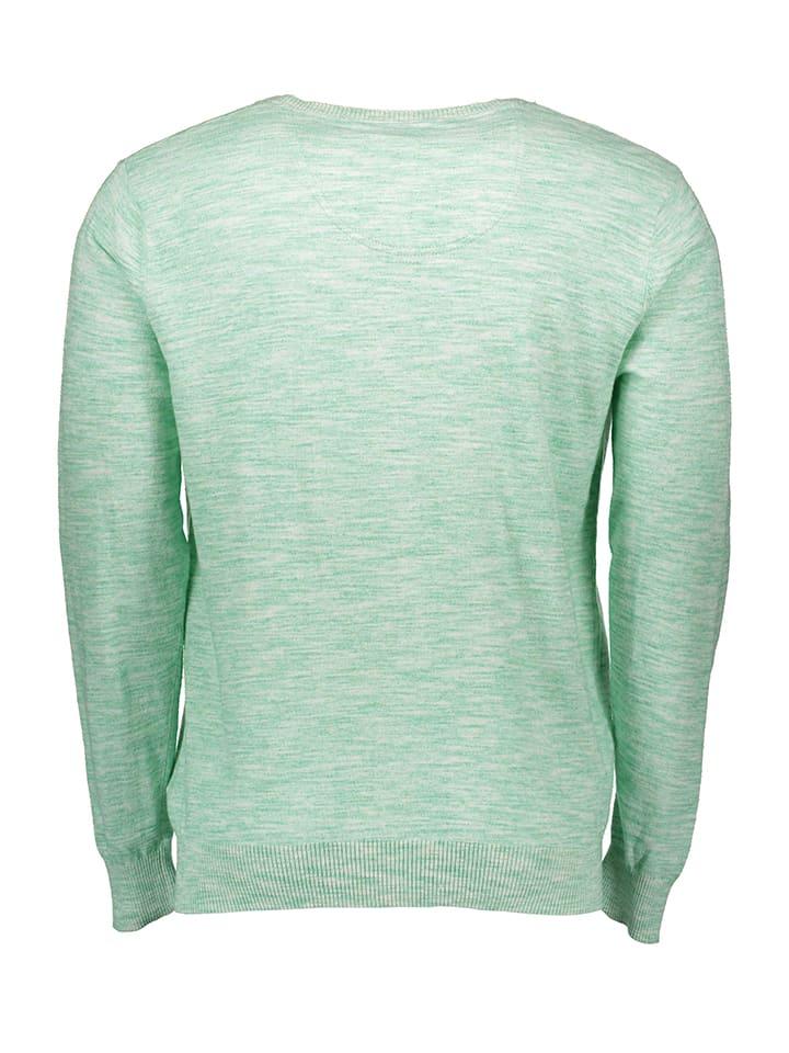 Schiesser Pullover in Grün