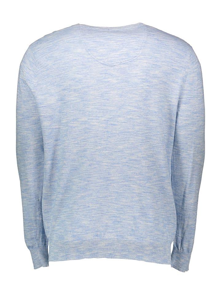Schiesser Pullover in Hellblau