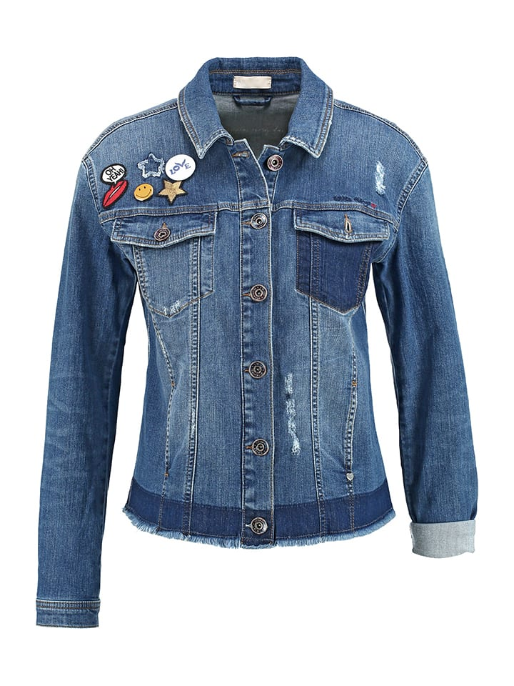 Talkabout Jeansjacke in Blau