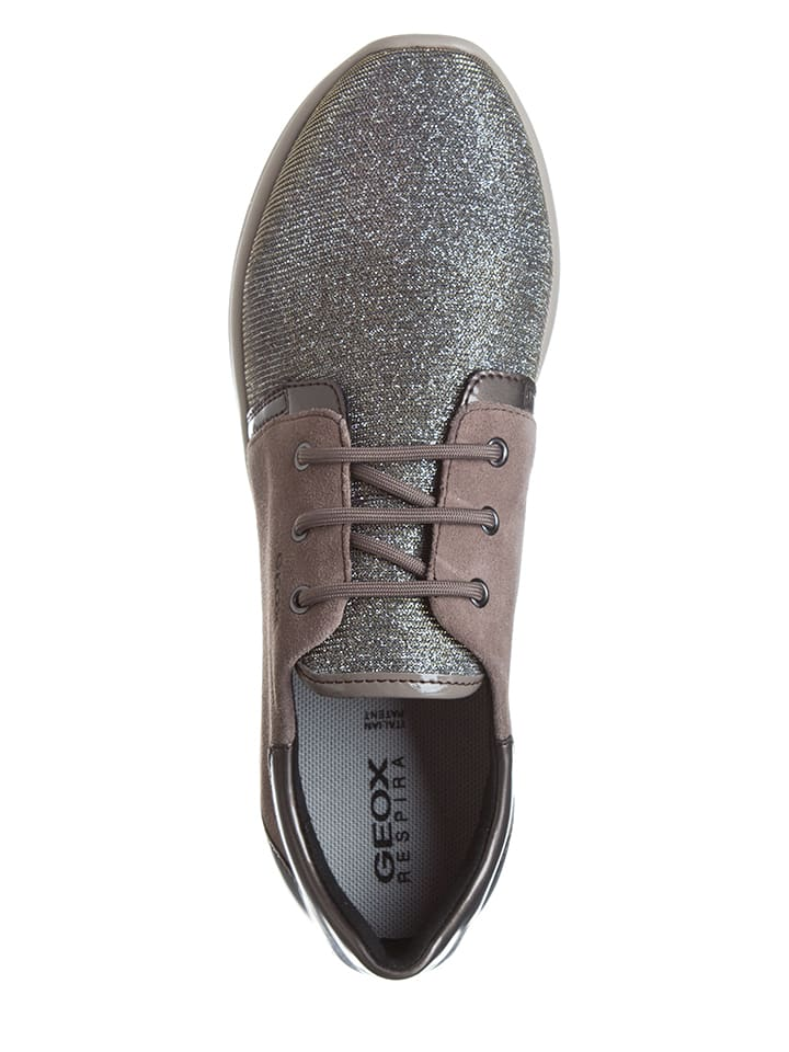 Geox Sneakers Agyleah in Taupe - 48% evxosiCi
