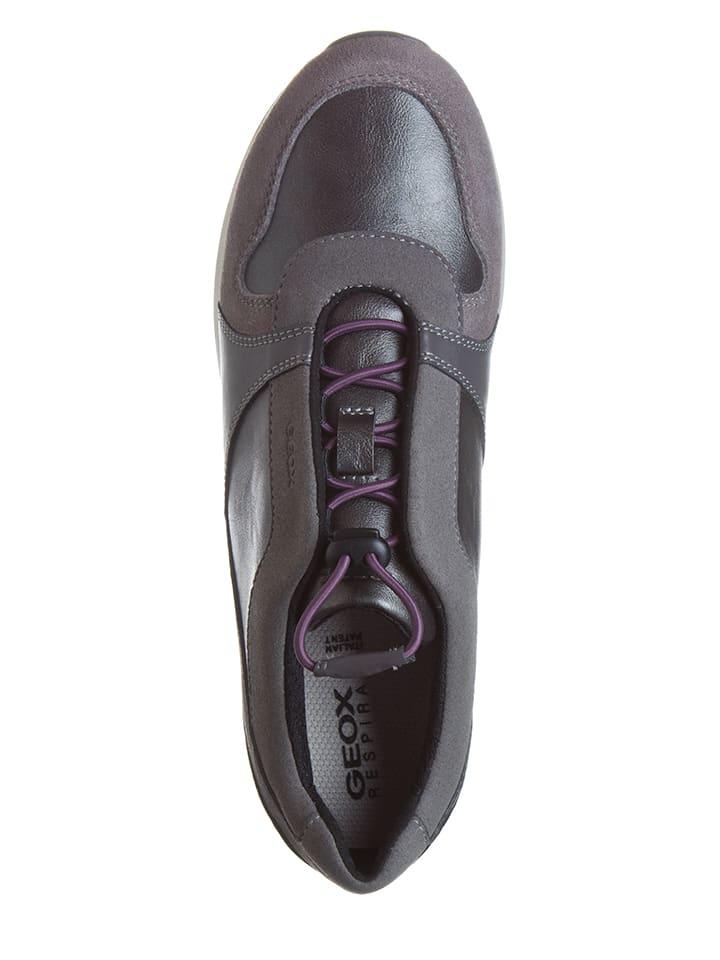 """Geox Sneakers """"Deynna"""" in Grau"""