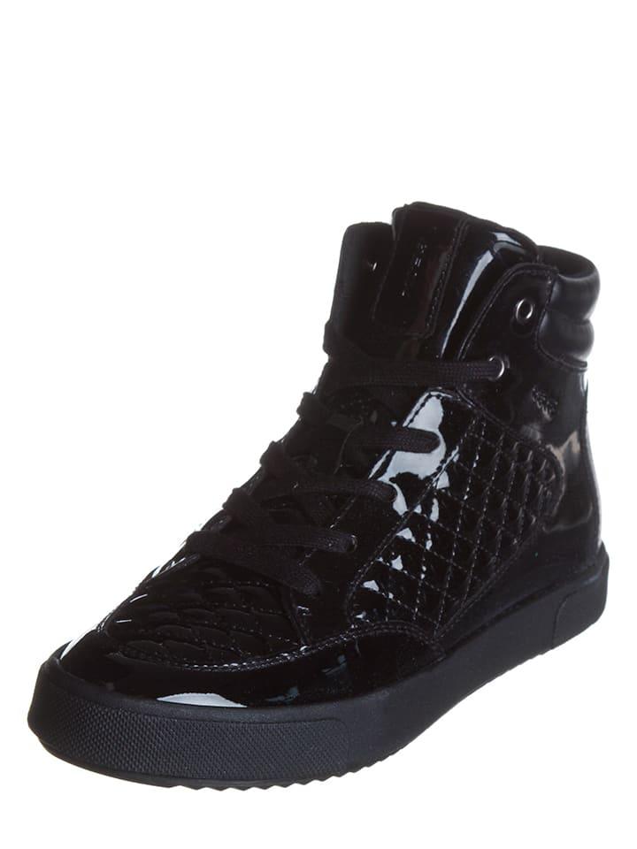"Geox Sneakers ""Bloomie"" in Schwarz"