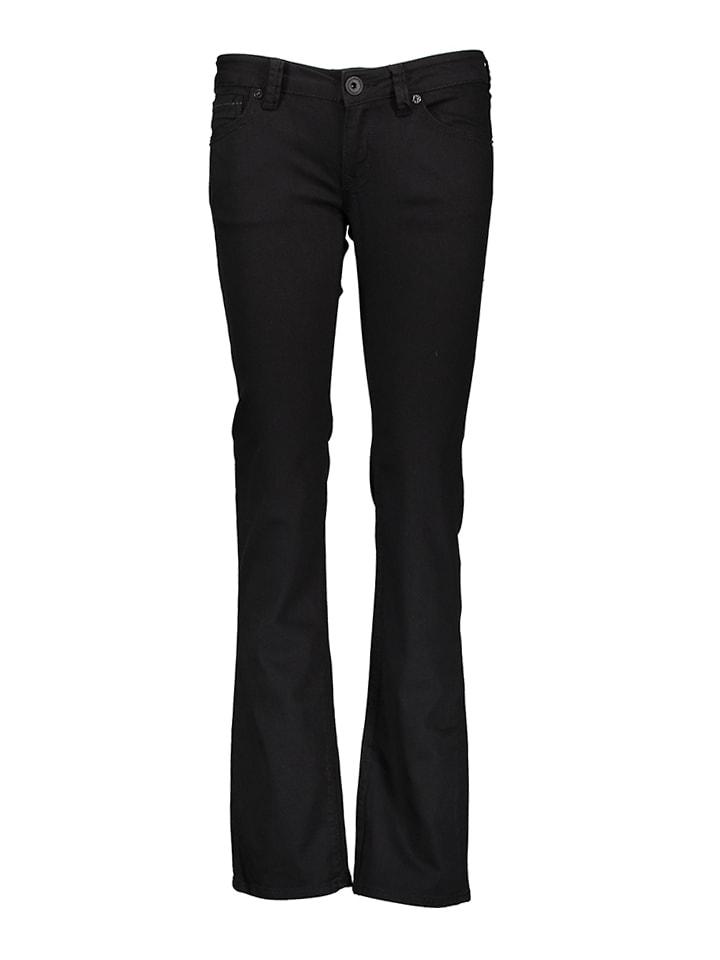 "Mavi Jeans Jeans ""Olivia"" - Straight Leg - in Schwarz"