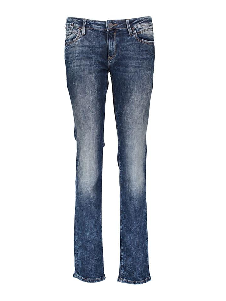 "Mavi Jeans Jeans ""Kerry"" - Straight Leg - in Dunkelblau"