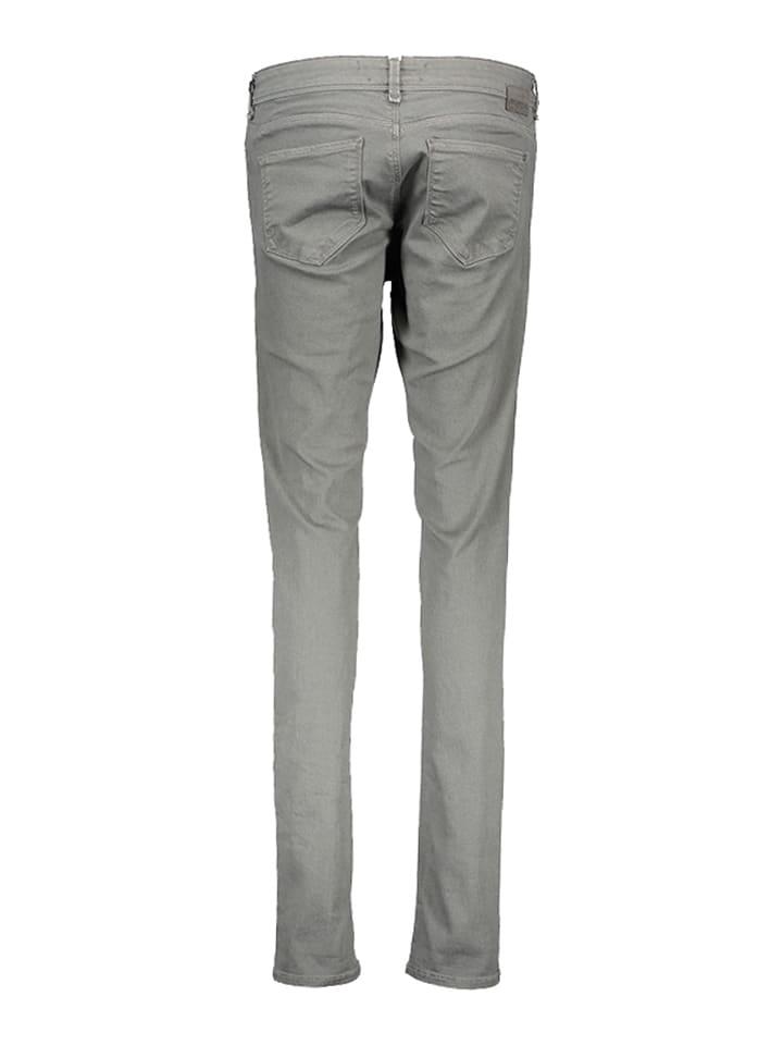 "Mavi Jeans Jeans ""Adriana"" - Super Skinny - in Grau"