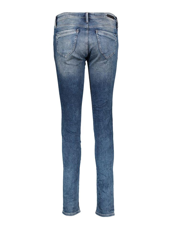 "Mavi Jeans Jeans ""Adriana"" - Super Skinny - in Blau"