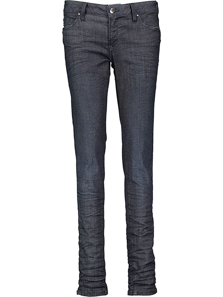 "Mavi Jeans Jeans ""Adriana"" - Super Skinny - in Dunkelblau"