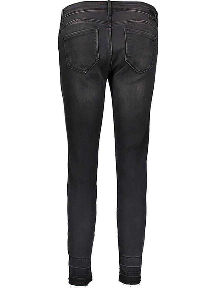 """Mavi Jeans Jeans """"Adriana Ankle"""" - Super Skinny - in Anthrazit"""