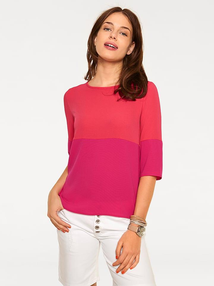 Rick cardona by heine Shirt in Pink/ Rot
