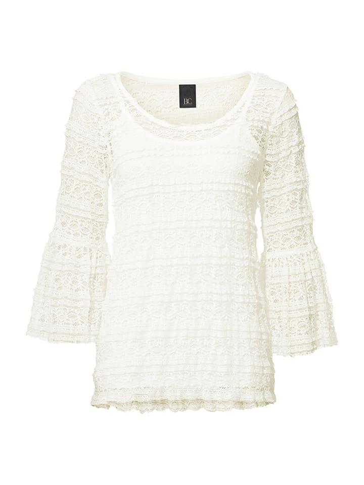 B.C. Best Connections by heine Shirt in Weiß