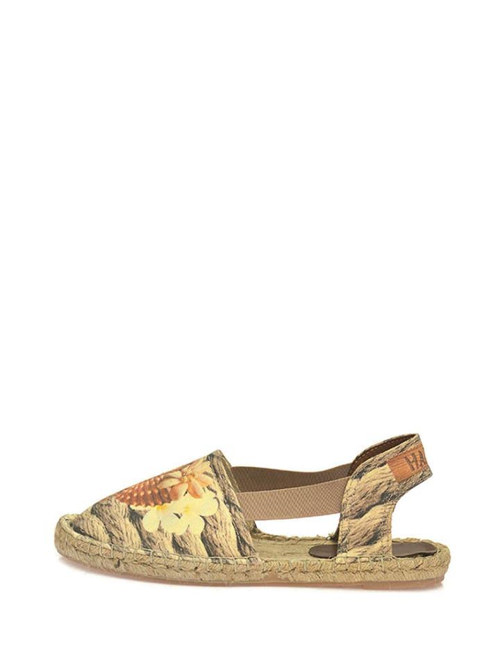 Sundias Sandalen in Beige