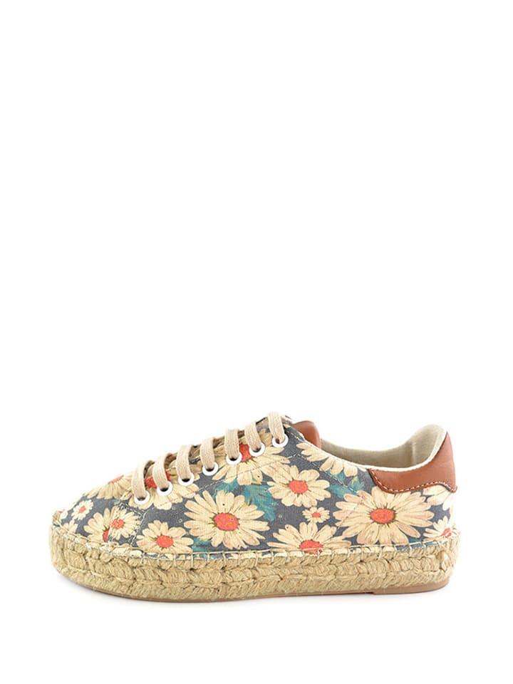Sundias Sneakers in Beige - 60% St8Kv