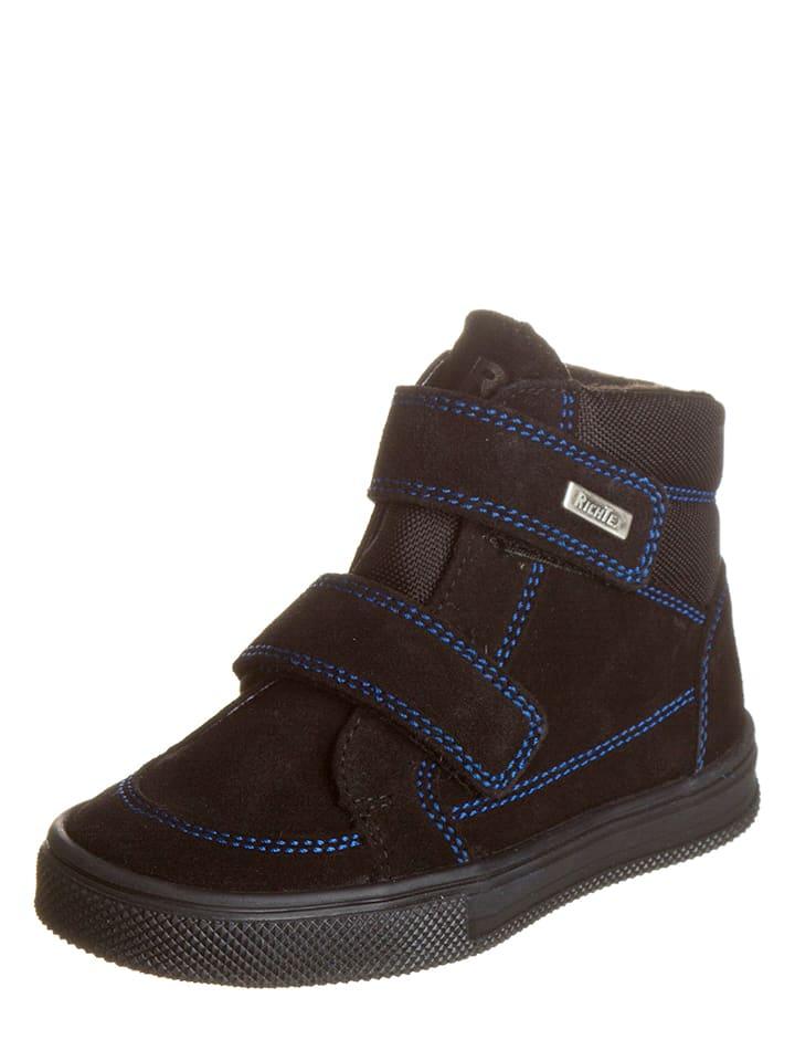Richter Shoes Sneakers in Schwarz