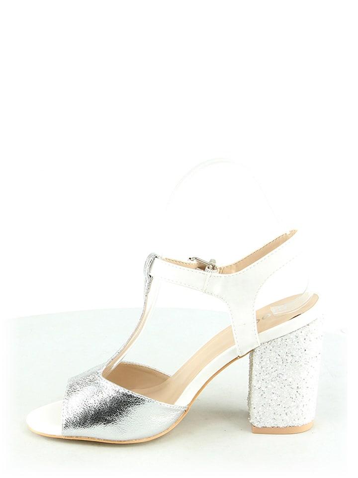Moow Sandaletten in Weiß