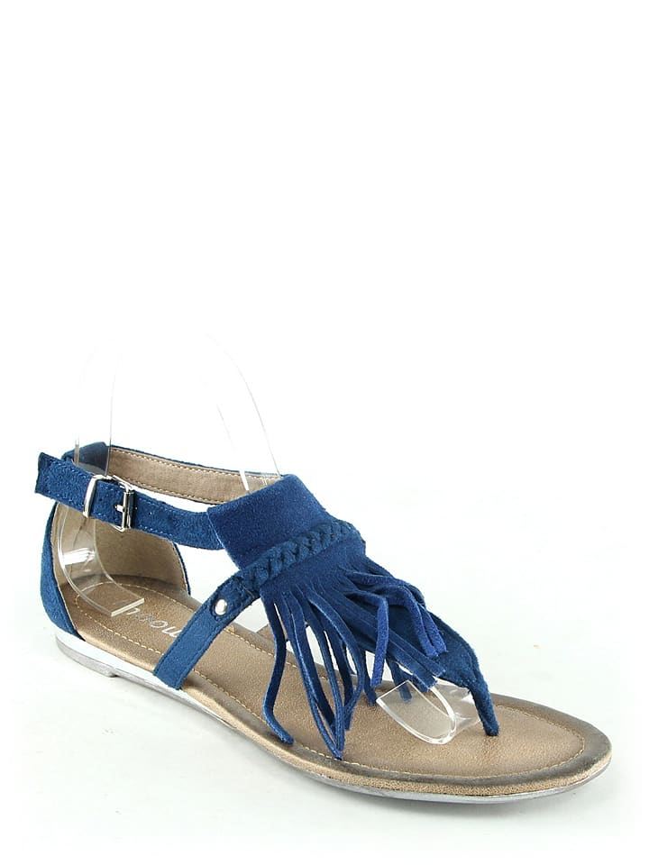 Moow Zehentrenner in Blau