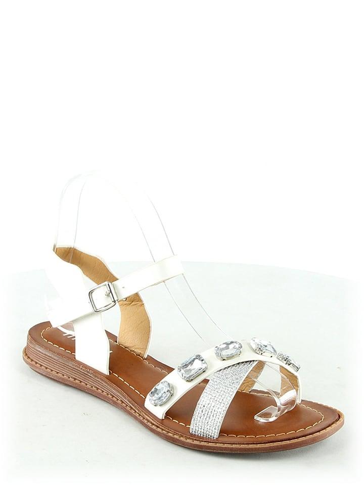 Moow Sandalen in Weiß