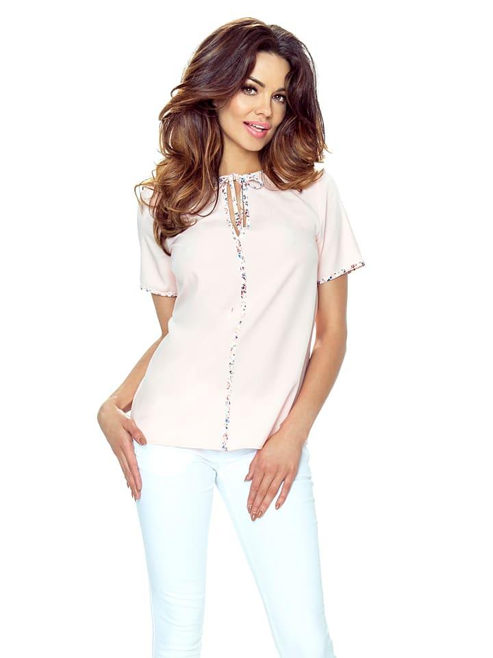 BERGAMO Shirt in Rosa
