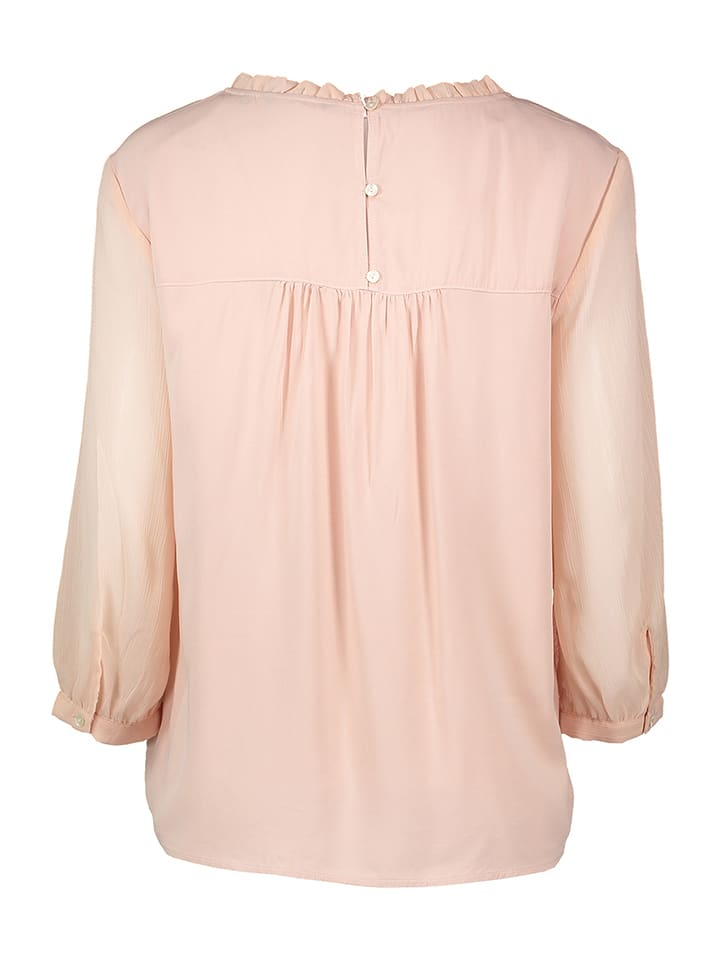 Tom Tailor Shirt in Rosa