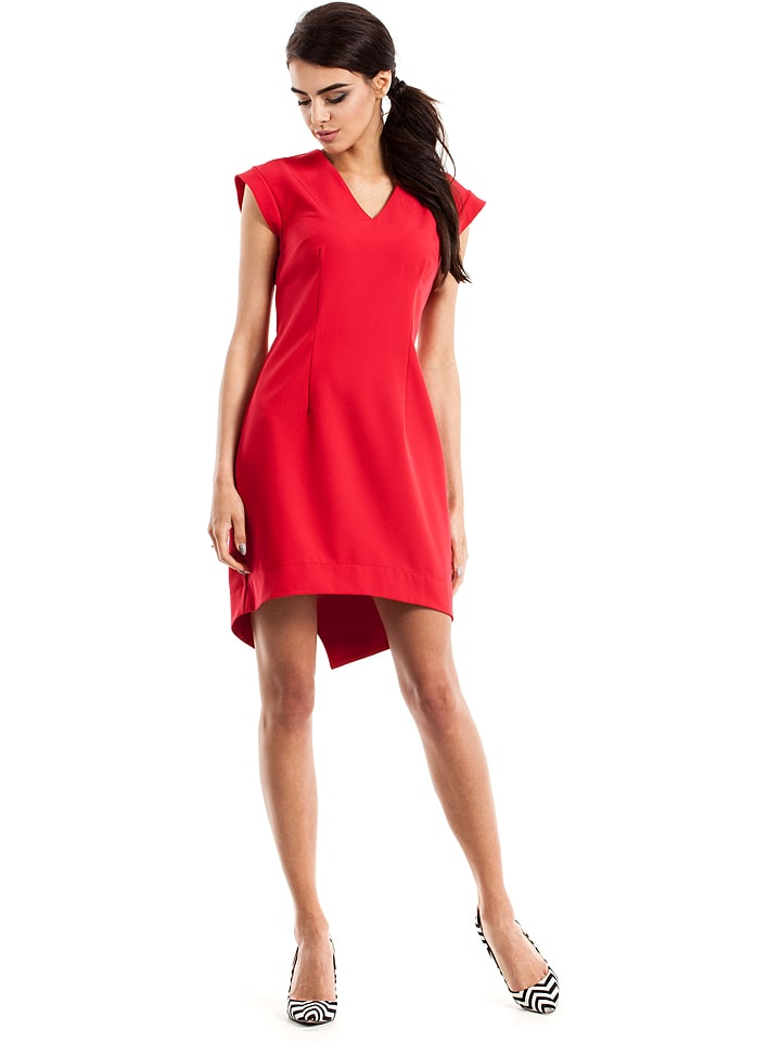 Made of emotion Kleid in Rot