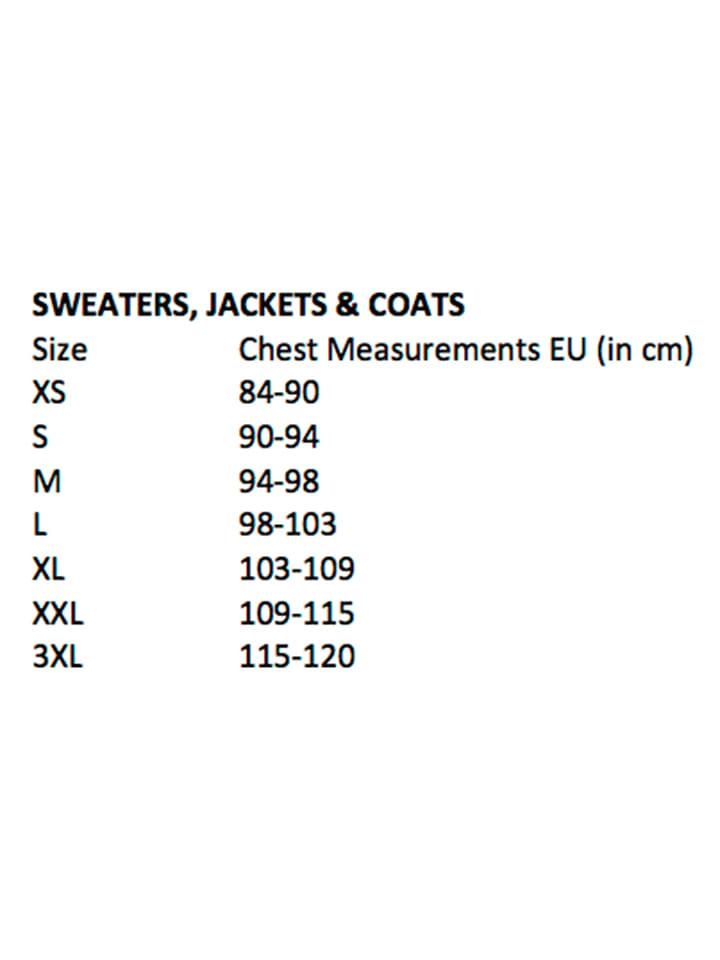WRUNG Sweatshirt in Rot/ Dunkelblau