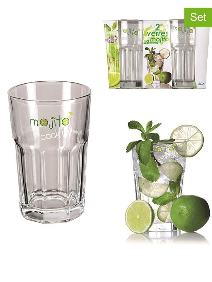 Szklanki (4 szt.) do mojito - 300 ml