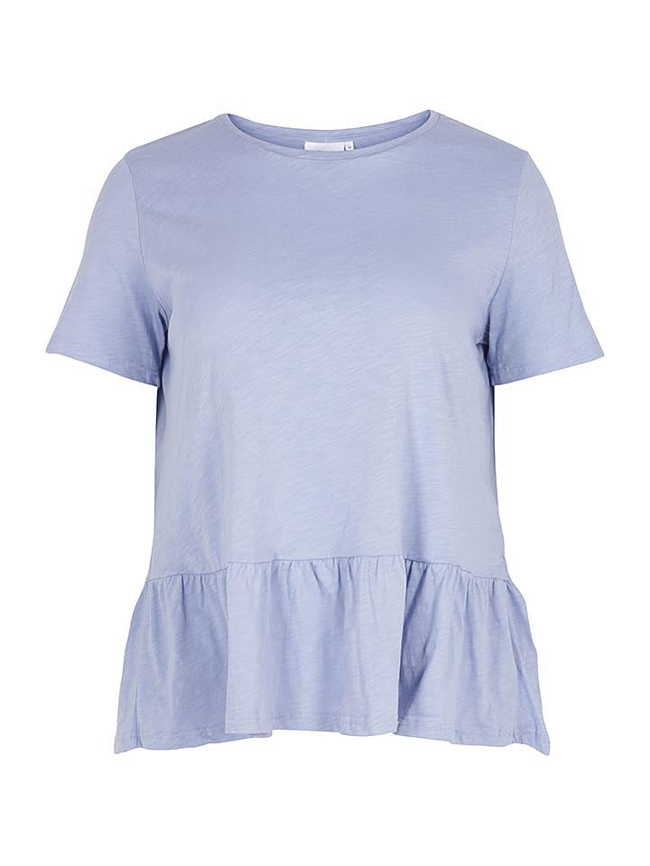 Zizzi Shirt in Hellblau