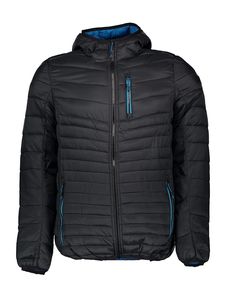 "Killtec Winterjacke ""Telman"" in Schwarz"