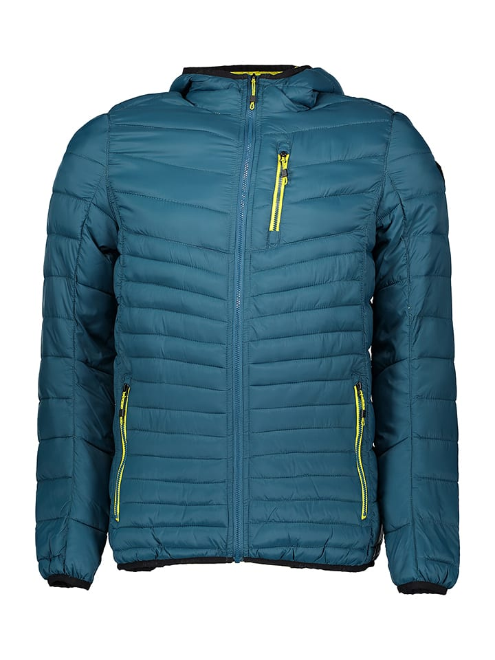 "Killtec Winterjacke ""Telman"" in Blau"