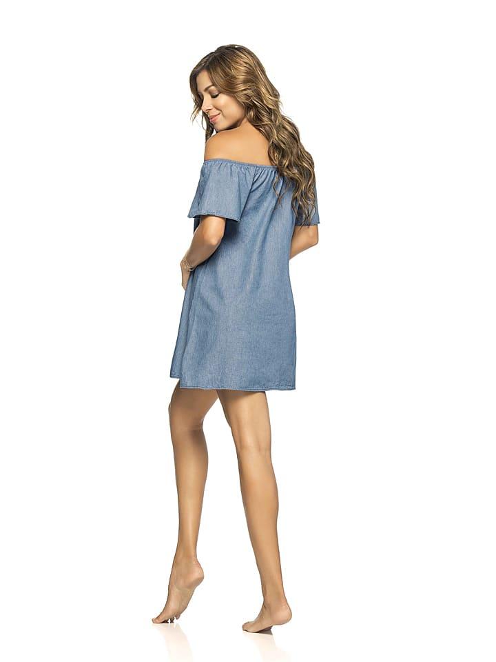 "PHAX swimwear Kleid ""Campesino"" in Blau"
