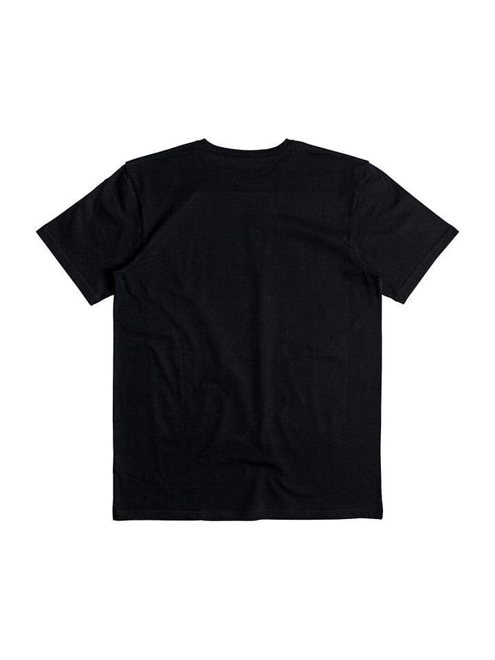 """Quiksilver Shirt """"Bombsets"""" in Schwarz"""