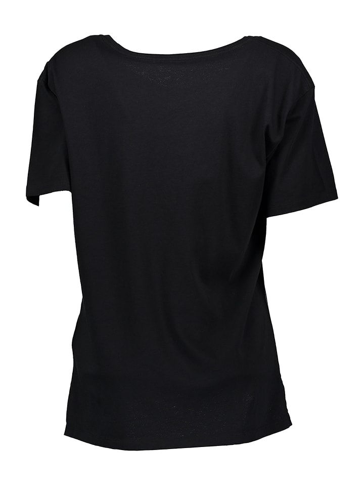 "Burton Shirt ""Night Lily"" in Schwarz"