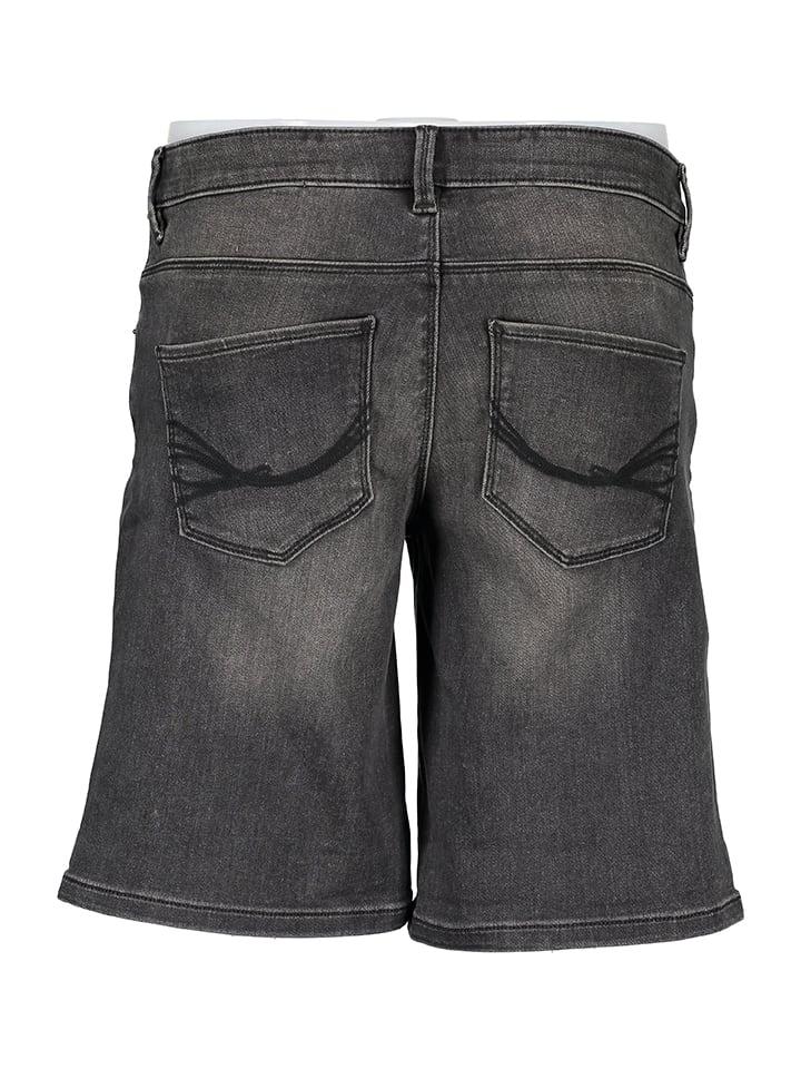 Tom Tailor Shorts in Dunkelgrau