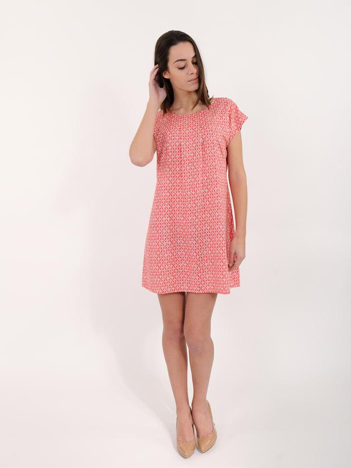 """BAOBAB Kleid """"Sophie"""" in Rot/ Weiß"""