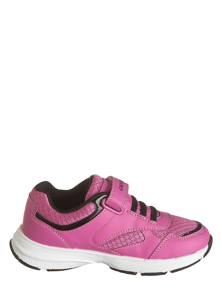 Geox Sneakers Hoshiko in Pink/ Schwarz