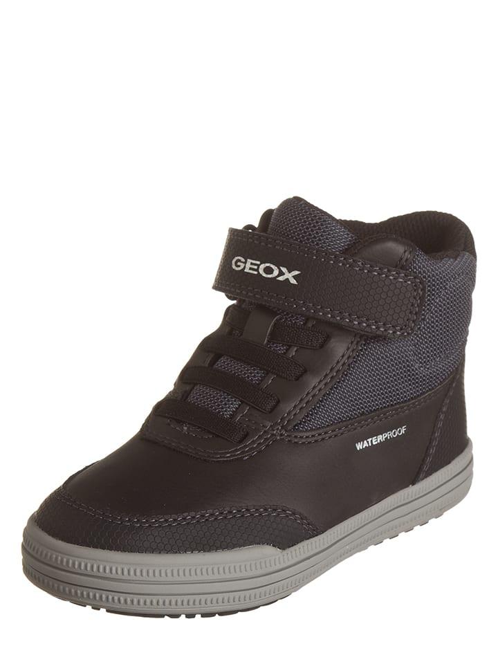 Geox Sneakers Zorian in Dunkelgrau