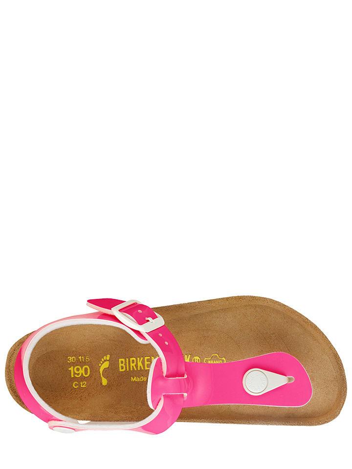 """Birkenstock Sandalen """"Kairo"""" in Pink - Weite S"""