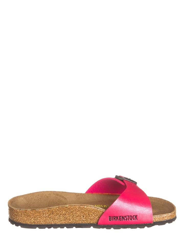 Birkenstock Pantoletten in Pink