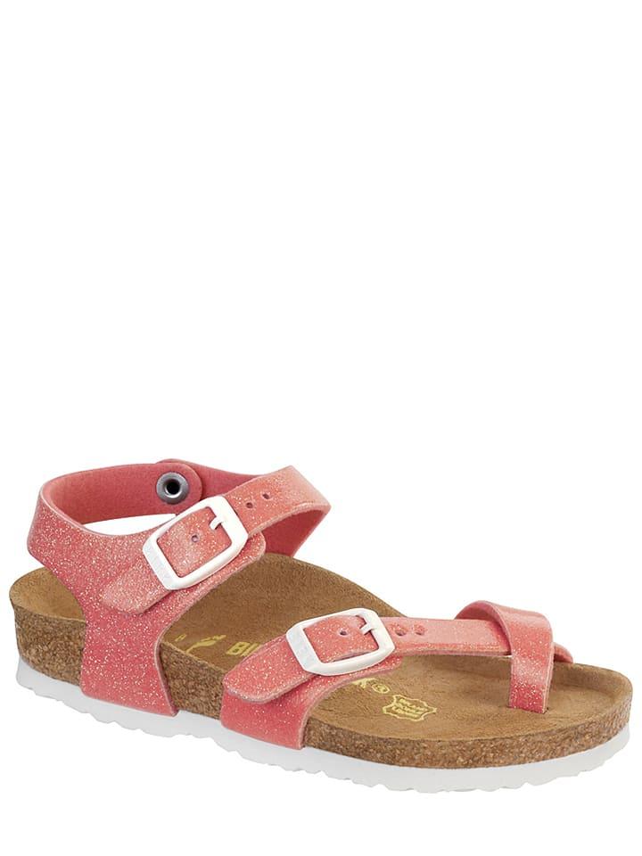 """Birkenstock Sandalen """"Taormina"""" roze - wijdte S"""