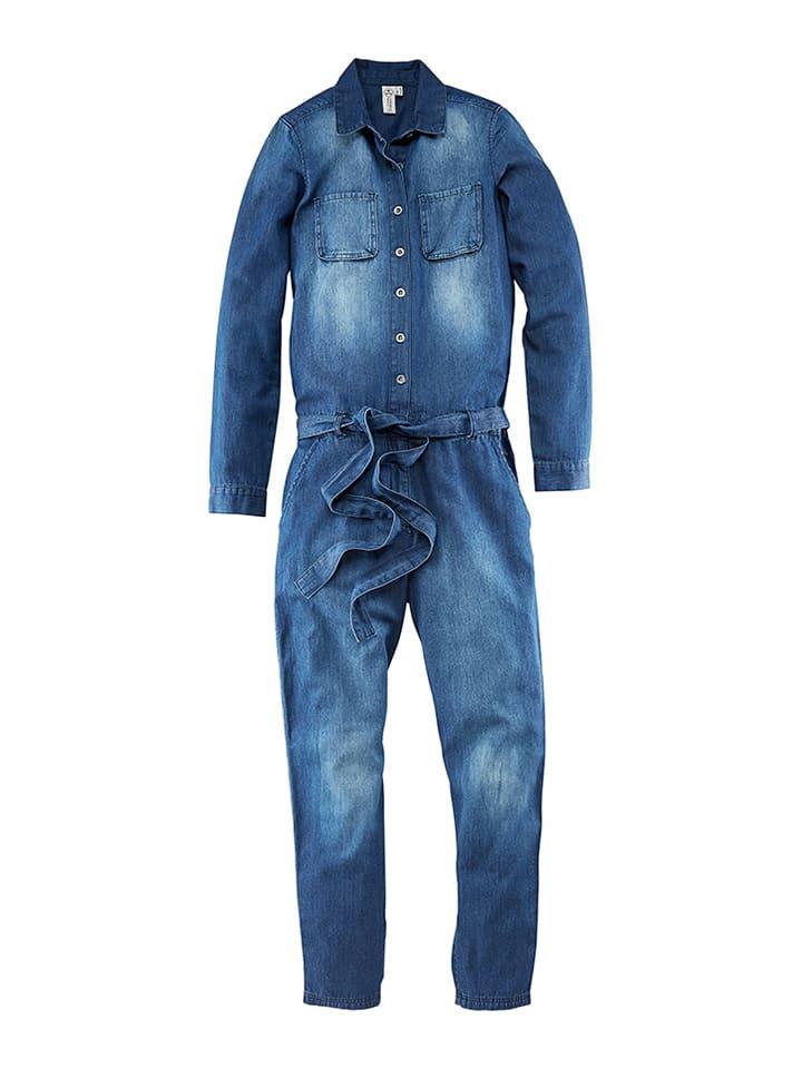 Roadsign Jeansoverall in Blau
